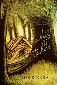 Review: What it Takes by Jude Sierra