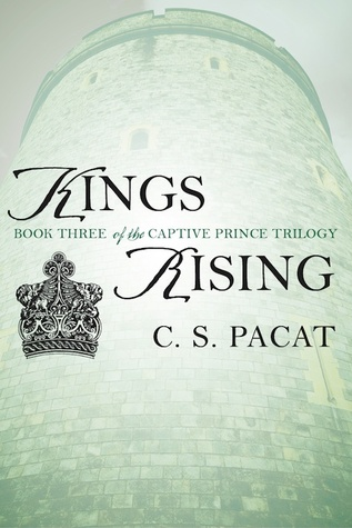 Interview: Kings Rising by C.S. Pacat