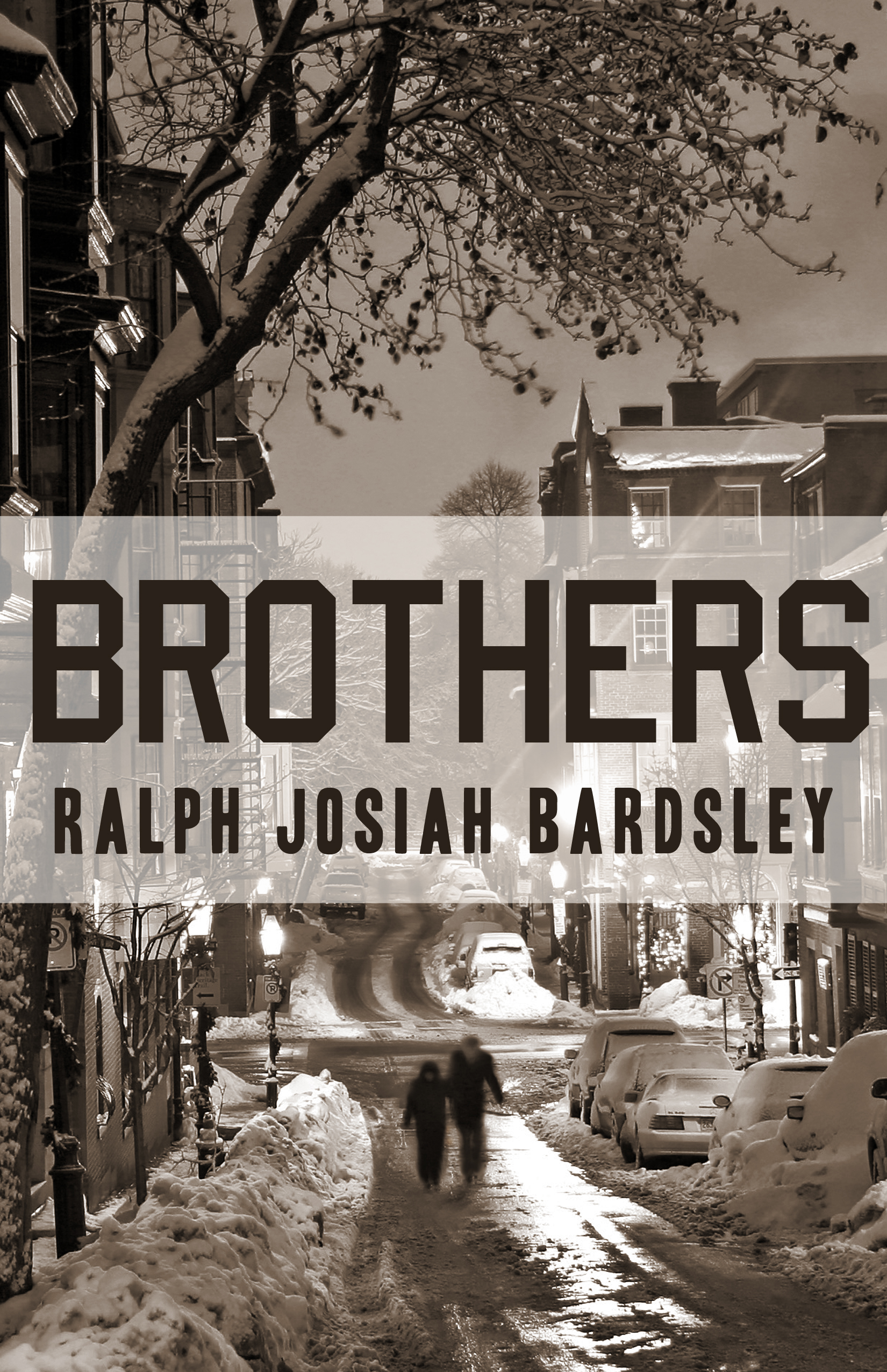 Guest Post and Giveaway: Brothers by Ralph Josiah Bardsley