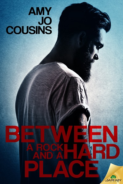 Guest Post and Giveaway: Between a Rock and a Hard Place by Amy Jo Cousins