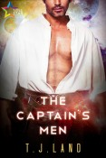 Review: The Captain's Men: Adrift by T.J. Land