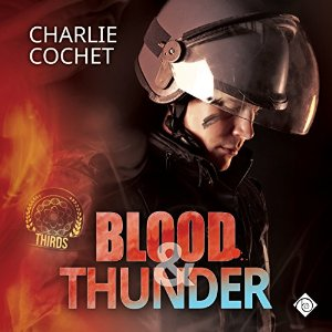 Audiobook Review: Blood & Thunder by Charlie Cochet