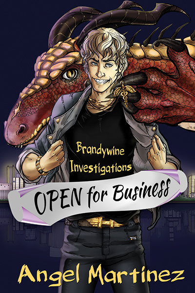 Guest Post: Brandywine Investigations: Open for Business by Angel Martinez