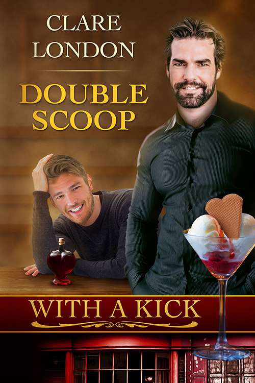 Guest Post and Giveaway: Double Scoop by Clare London