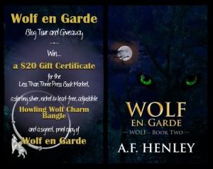 Wolf en Garde Giveaway Image