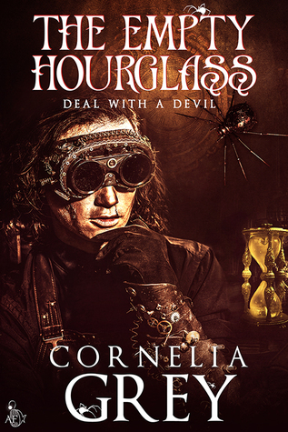 Review: The Empty Hourglass by Corneila Grey