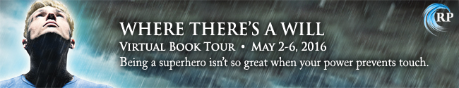Where There's a Will tour banner