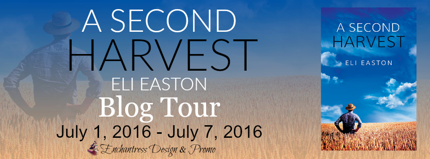 A Second Harvest Blog Tour Banner