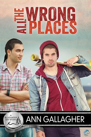 Review: All The Wrong Places by Ann Gallagher