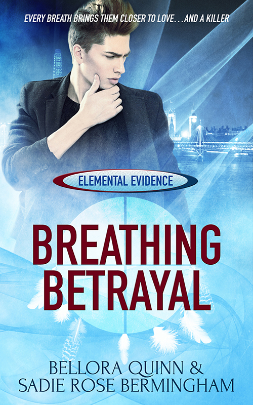 Guest Post and Giveaway: Breathing Betrayal by Bellora Quinn and Sadie Rose Bermingham