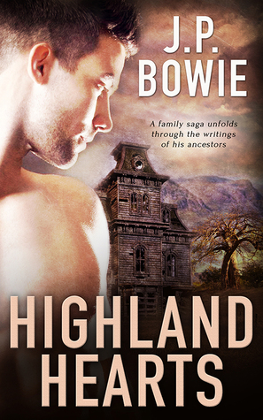 Review: Highland Hearts by J.P. Bowie
