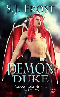 Review: Demon Duke by S.J. Frost