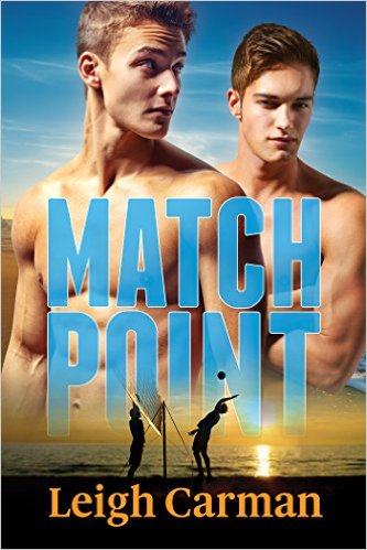 Review: Match Point by Leigh Carman