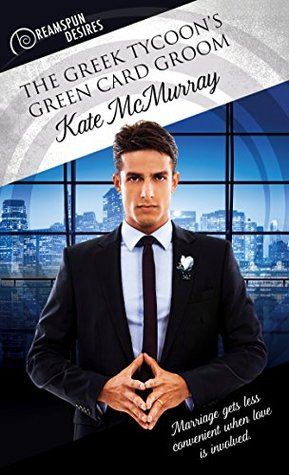 Review: The Greek Tycoon's Green Card Groom by Kate McMurray