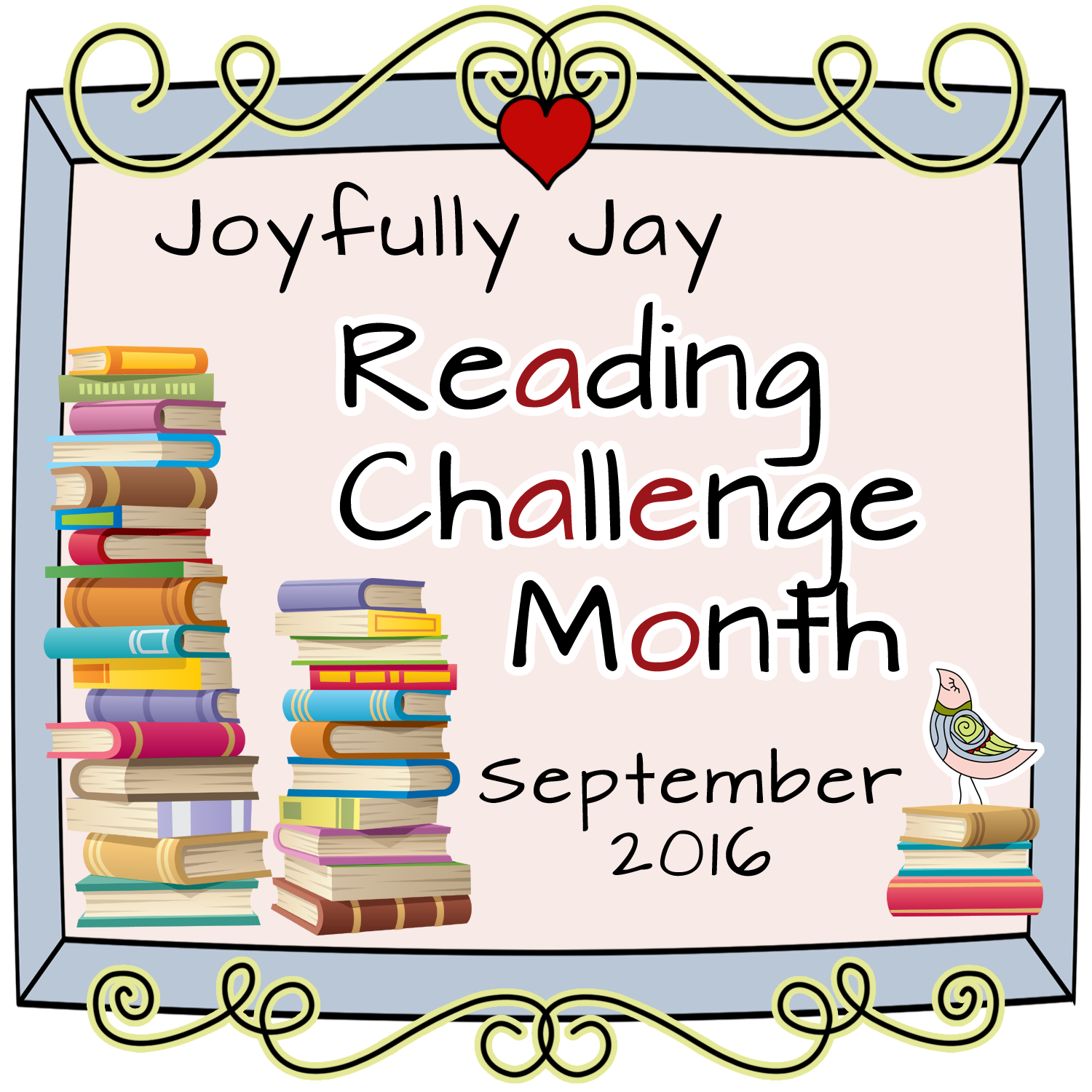 New-to-Me Author Week: Wrap Up and Giveaway!!