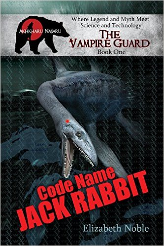 Review: Code Name Jack Rabbit by Elizabeth Noble