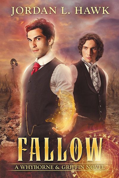Guest Post and Giveaway: Fallow by Jordan L. Hawk