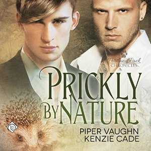 Giveaway: Prickly By Nature Audiobook by Kenzie Cade