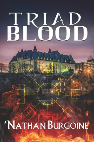 Review: Triad Blood by 'Nathan Burgoine