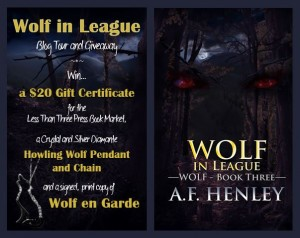 Wolf, in League BT Giveaway