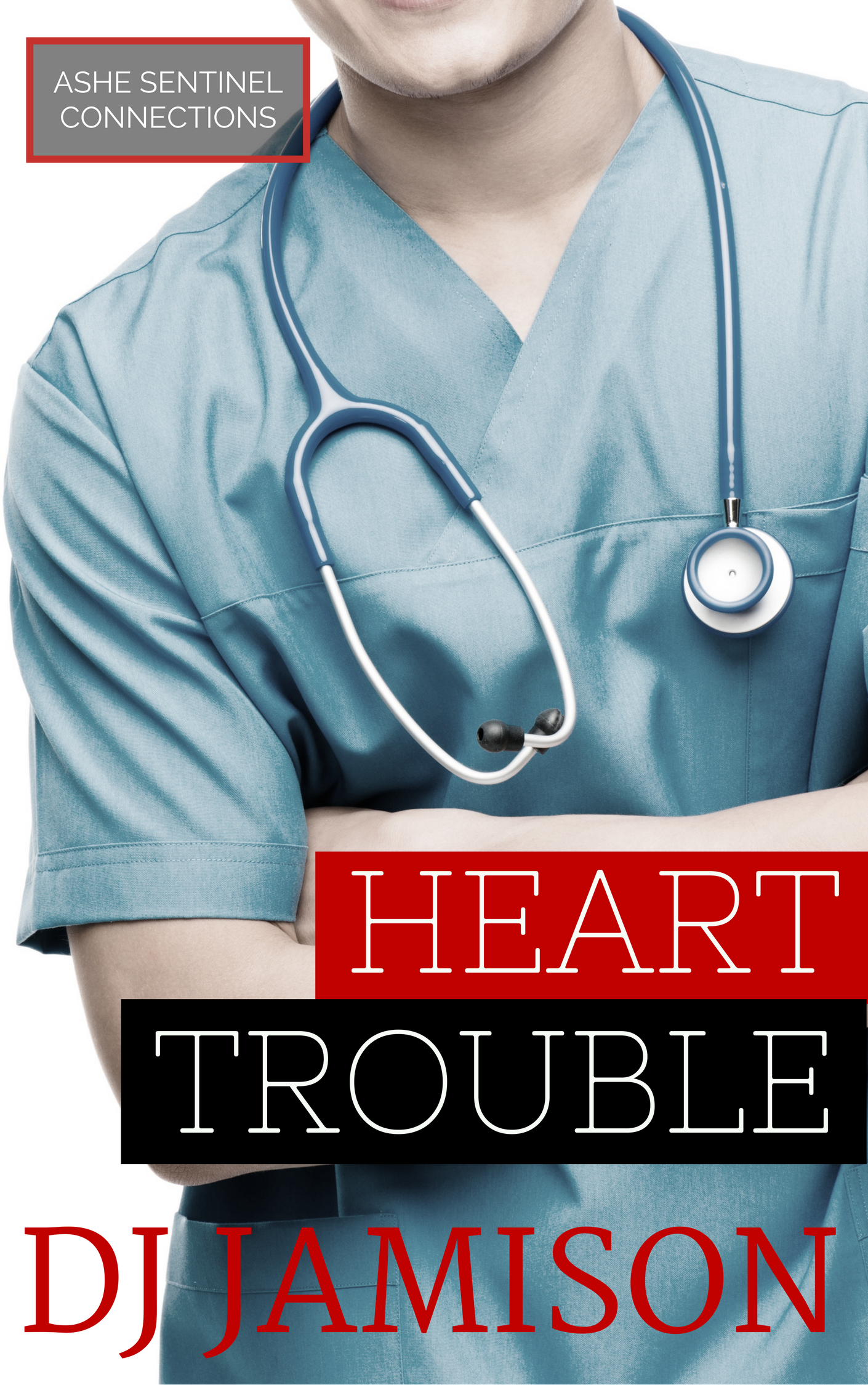 Guest Post and Giveaway: Heart Trouble by DJ Jamison