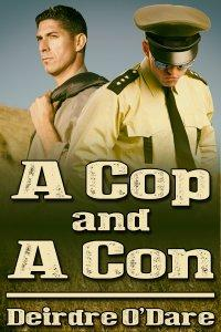 Review: A Cop and a Con by Deirdre O'Dare