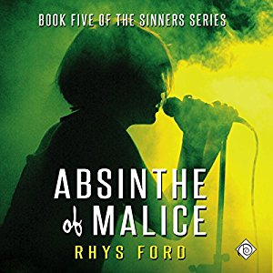 Audiobook Review: Absinthe of Malice by Rhys Ford