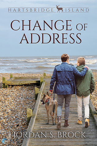Review: Change of Address by Jordan S. Brock