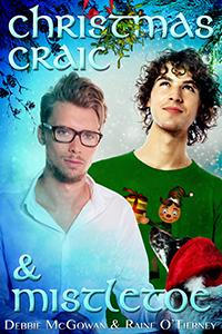 Review: Christmas Craic & Mistletoe by Debbie McGowan and Raine O'Tierney