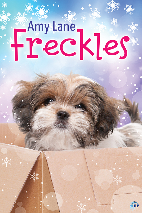 Guest Post and Giveaway: Freckles by Amy Lane