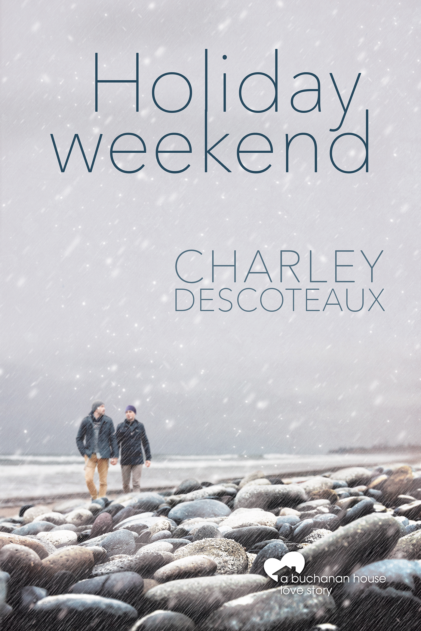 Guest Post and Giveaway: Holiday Weekend by Charley Descoteaux
