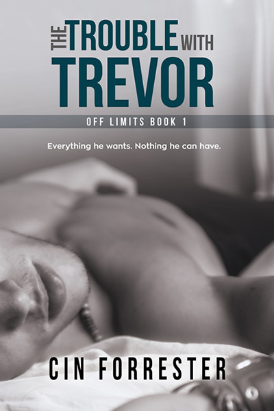 Guest Post and Giveaway: The Trouble with Trevor by Cin Forrester