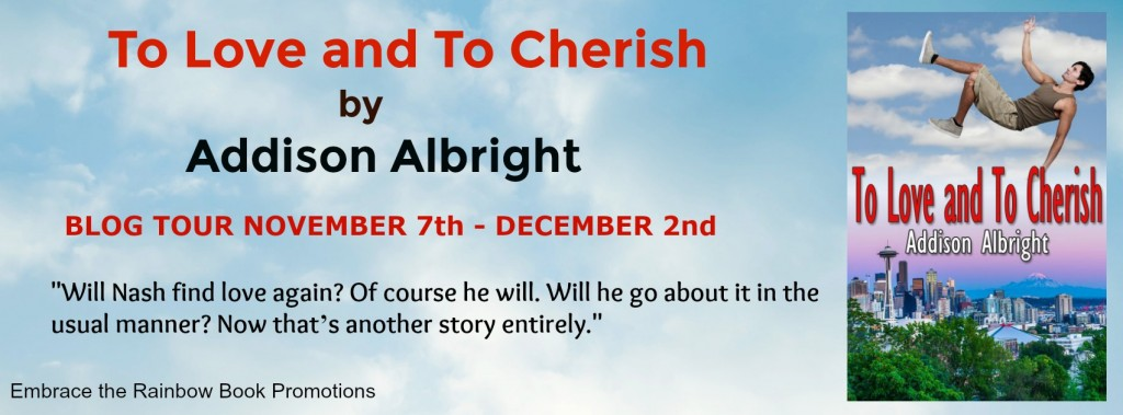 To Love and To Cherish Blog Tour Banner