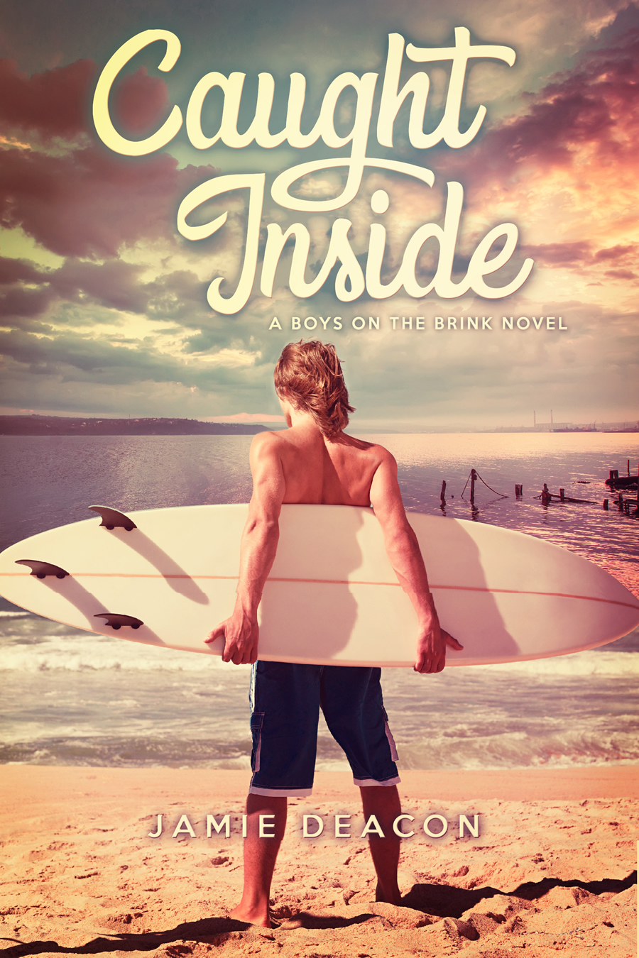 Excerpt: Caught Inside by Jamie Deacon