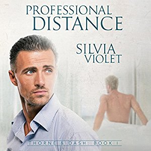 Audiobook Review: Professional Distance by Silvia Violet