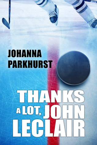 Review: Thanks  Lot, John LeClair by Johanna Parkhurst