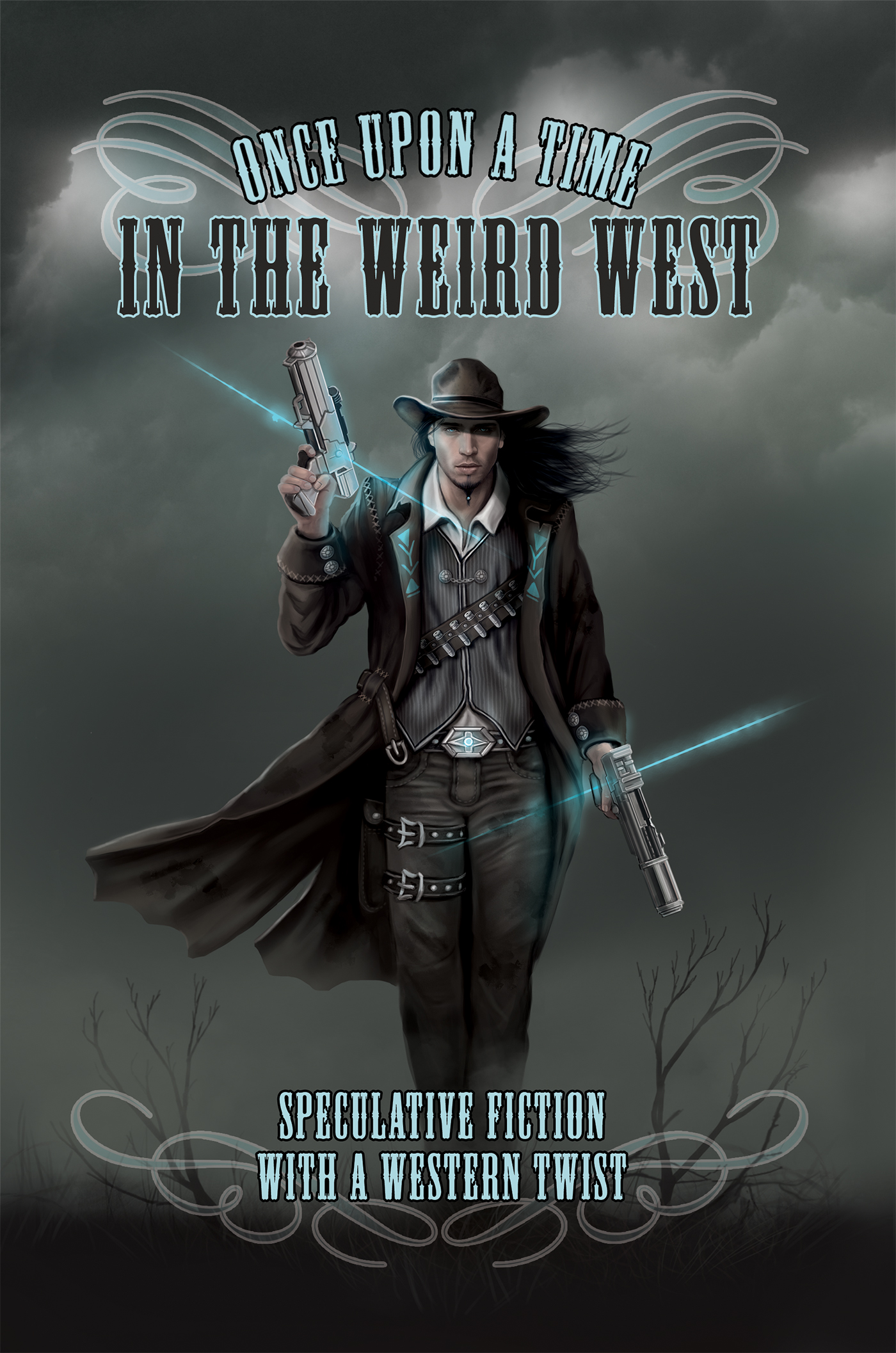 Guest Post and Giveaway: Once Upon a Time in the Weird West Anthology with Langley Hyde