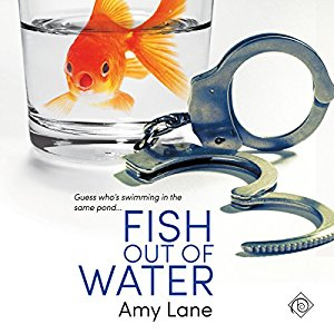 Audiobook Review: Fish Out of Water by Amy Lane