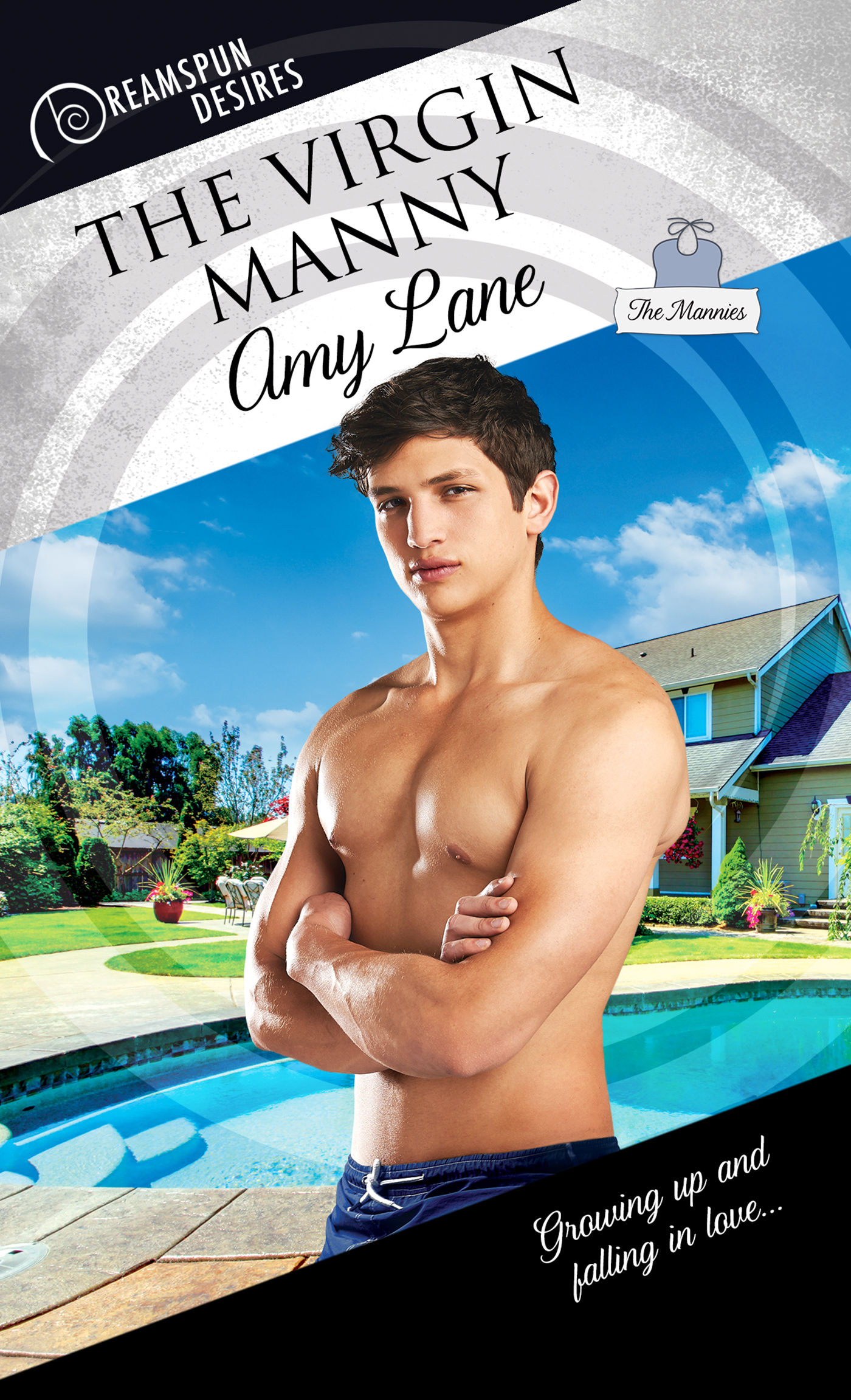 Review: The Virgin Manny by Amy Lane