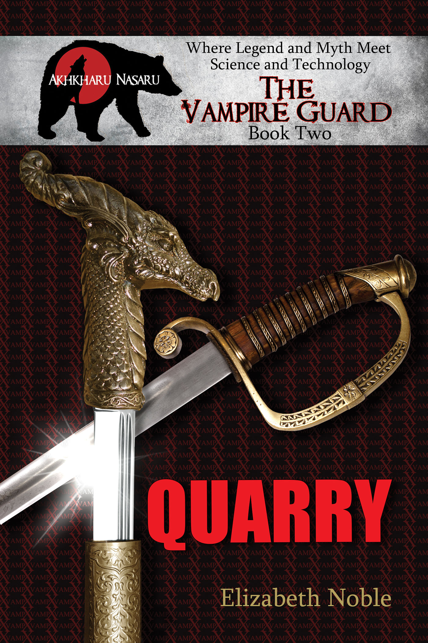 Review: Quarry by Elizabeth Noble
