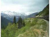 AlaskaSkagwayTrain