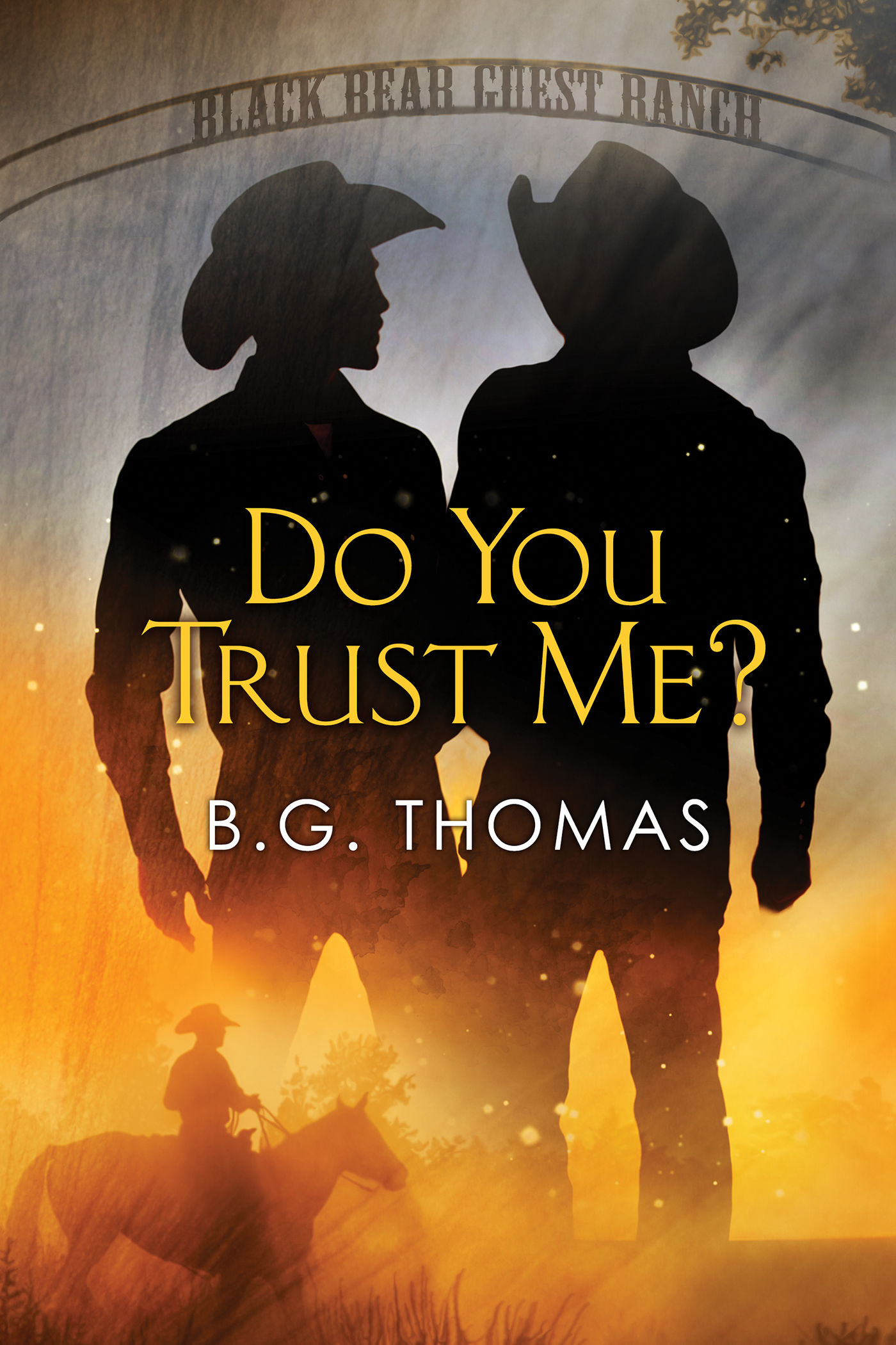 Review: Do You Trust Me? by B.G. Thomas