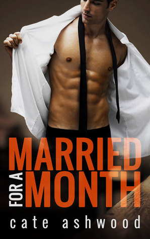 Review: Married for a Month by Cate Ashwood