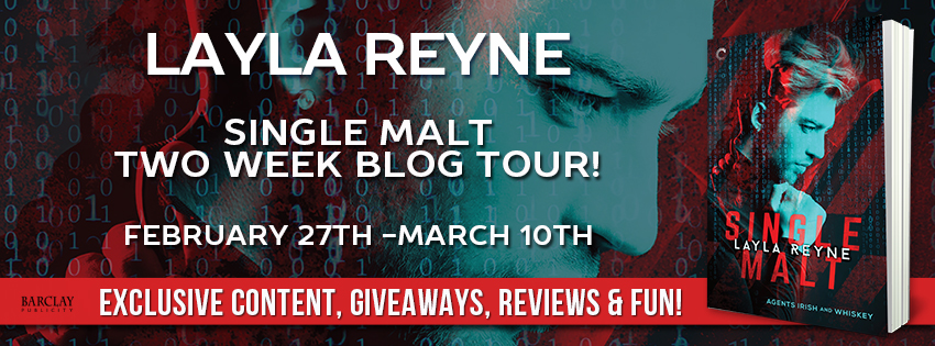 Single Malt Two Week Blog Tour!