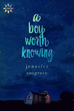 Review: A Boy Worth Knowing by Jennifer Cosgrove