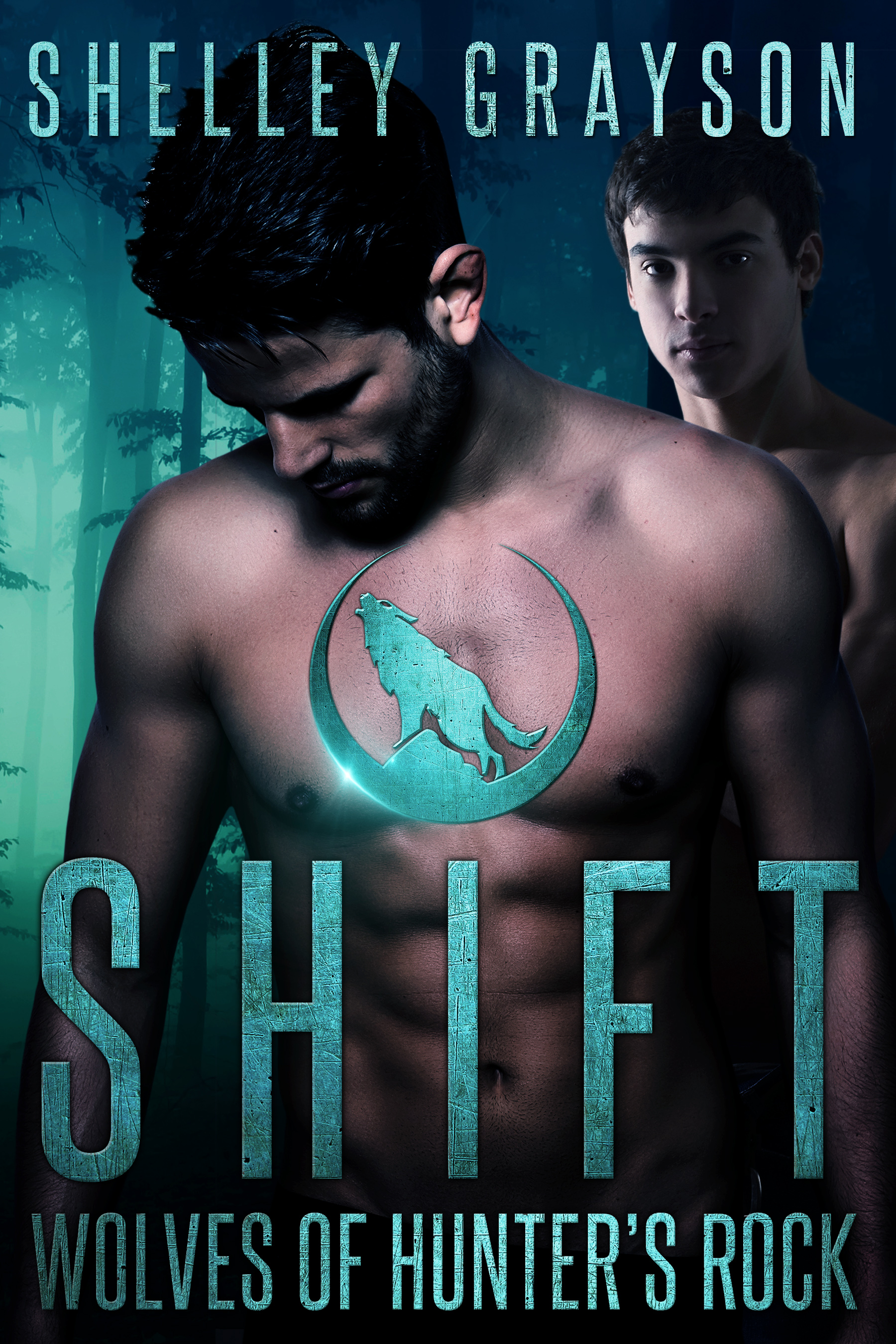 Excerpt and Giveaway: Shift by Shelley Grayson