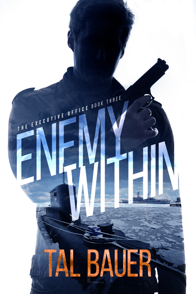 Guest Post and Giveaway: Enemy Within by Tal Bauer