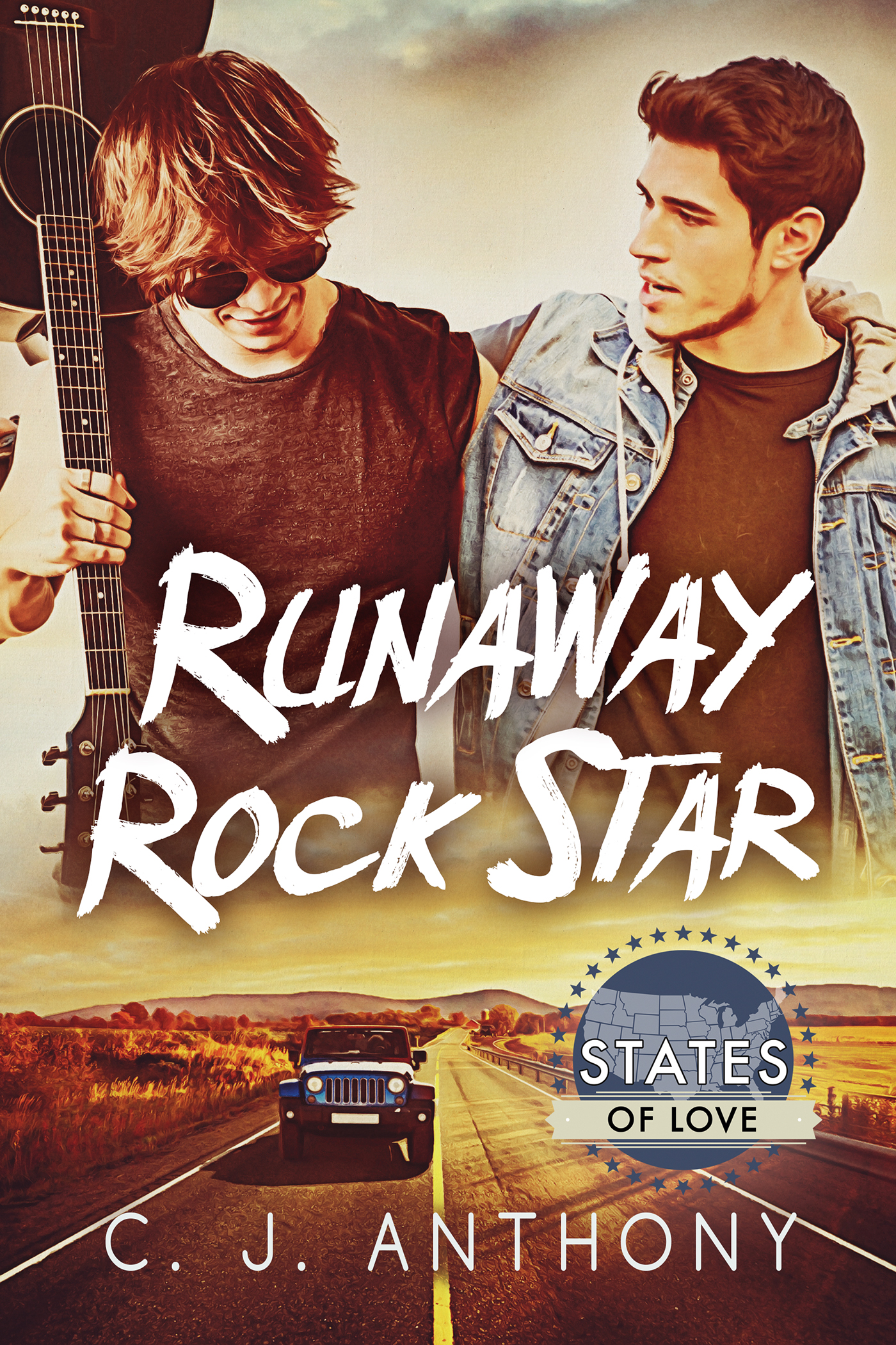 Guest Post: Runaway Rock Star by C.J. Anthony