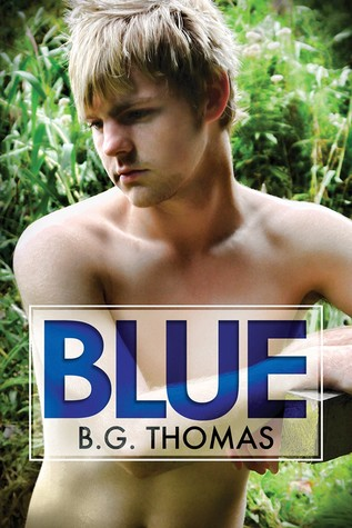 Review: Blue by B.G. Thomas