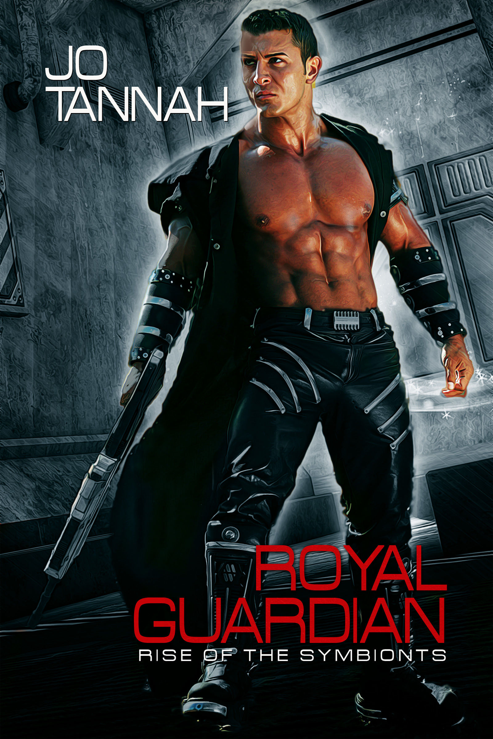 Review: Royal Guardian by Jo Tannah
